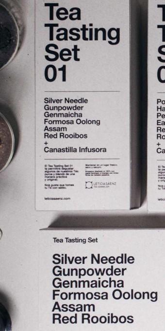 Tea Tasting Sets
