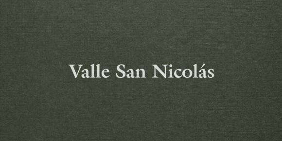 Valle San Nicolás