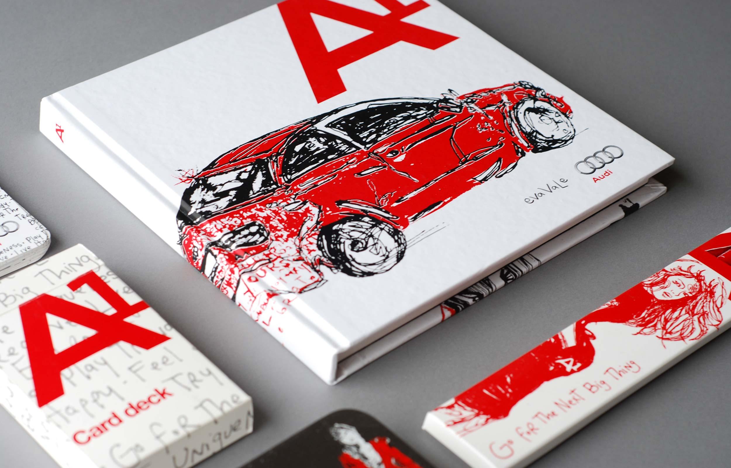 Audi A1 Leolab